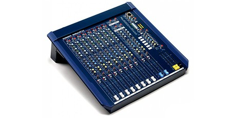 Микшерный пульт Allen & Heath MixWizard WZ3 12:2