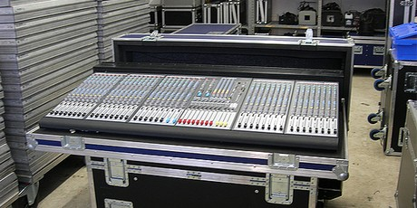 Микшерный пульт Allen Heath GL2800-40